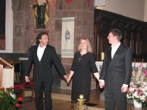Concert chants sacrés Basilique Mont Sainte-Odile